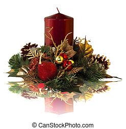 christmas dekoráció