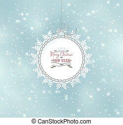 Christmas Design Ball