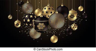 Christmas design banner