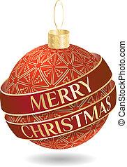 Christmas design object