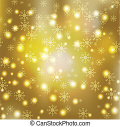 christmas desktop backgrounds - gold luxury with star bling...