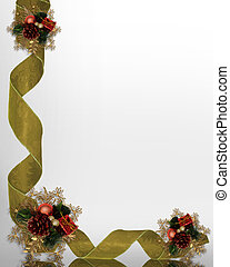Christmas Elegant Corner Design