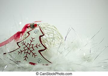 Christmas eve - christmas tree