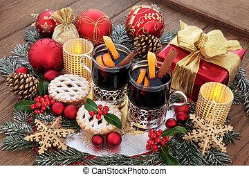 Christmas Eve Scene