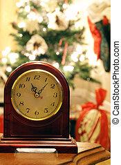 Christmas Eve Time