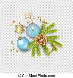 Christmas Festive Ornament