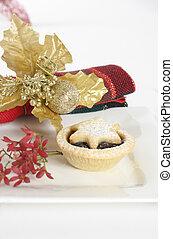 Christmas Fruit Pies