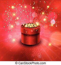 christmas gift background 2909