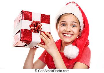 Christmas gifts, joy child