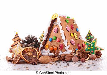 christmas ginger bread