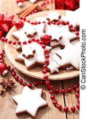 christmas ginger cookie