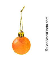 Christmas globe bauble