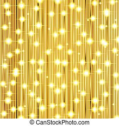 Christmas gold shiny background