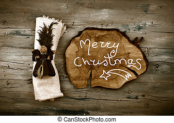 Christmas Greetings card Angel