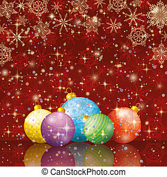 Christmas holiday background - Background for Christmas...