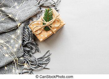 Christmas holiday background