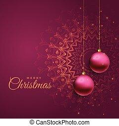 christmas holiday greeting beautiful background