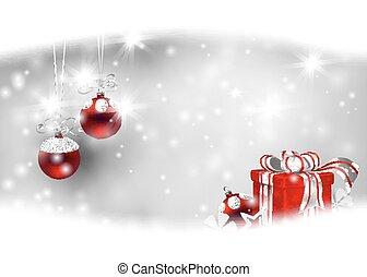 Christmas holiday illustration