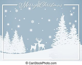 Christmas holiday season background.