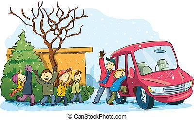 Christmas Holiday Vacation