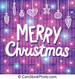 Christmas Holiday vector background