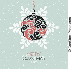 Christmas Holiday Winter Background
