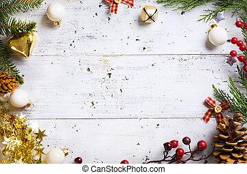 Christmas holidays background with Christmas holidays...