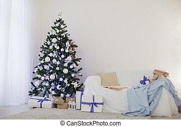 Christmas home decor Christmas tree