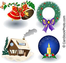 Christmas Icons 6