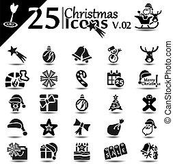 Christmas Icons v.02