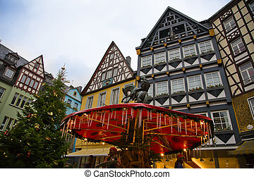 Christmas in old europe