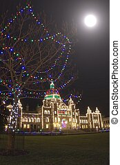 Christmas in Victoria BC