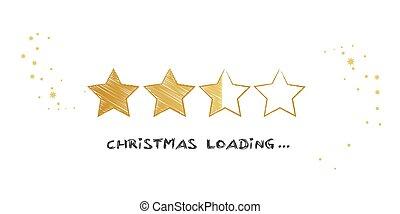 Christmas is loading amusing holidays poster christmas is loading christmas is loading background voltagebd Choice Image