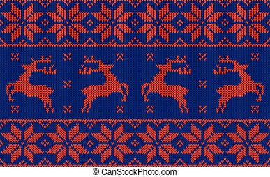 d8116c1ea7fd Christmas jumper or sweater pattern. Christmas jumper or sweater ...
