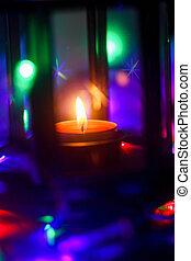 Christmas lamp