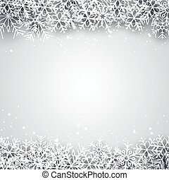 Christmas light abstract background.