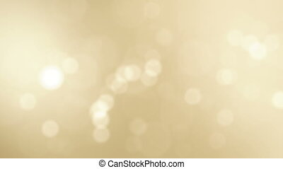 Christmas looped background - glittering blured light