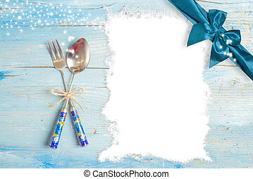 Christmas menu editable background - Background for writing ...
