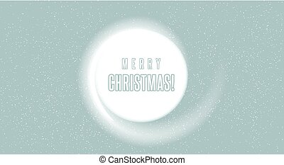 Christmas New Year background white blizzard