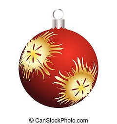 Christmas (New Year) ball