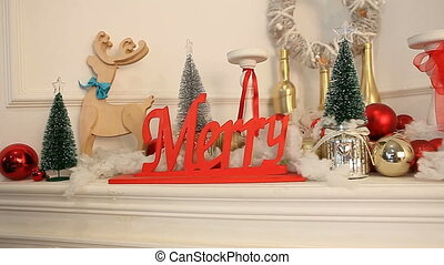 Christmas New Year Decoration