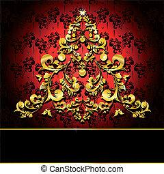 Christmas, New Year design