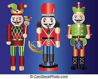 Christmas Nutcrackers - Christmas nutcrackers