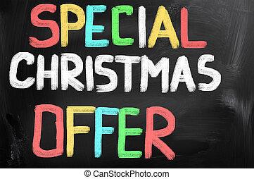 Christmas Offer.