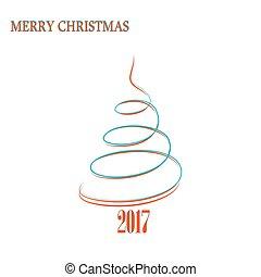 Christmas-orange-tree