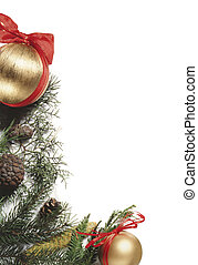 christmas ornament - Christmas ornament - frame
