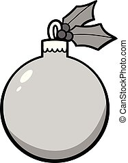 Christmas Ornament Illustration