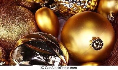 Christmas ornaments bauble baubles glass ball balls decor...