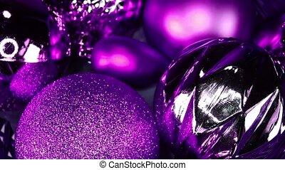 Christmas ornaments baubles bauble glass ball balls xmas...