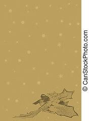 Christmas Parchment 2